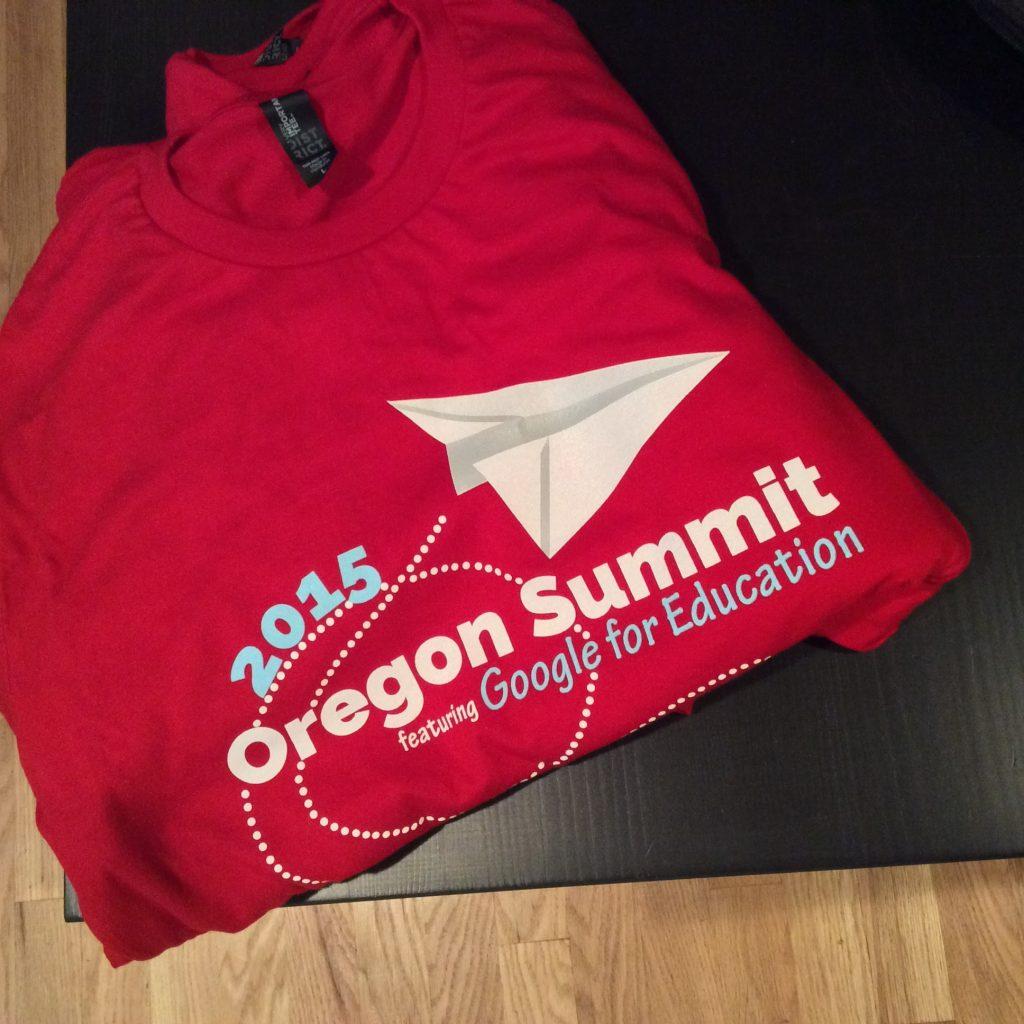 2015 summit shirt